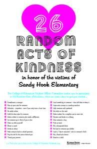 COE 26 Random Acts